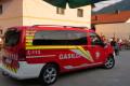 Prevzem novega vozila za prevoz moštva PGD Loke, 24.6.2017